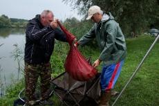 Prvi Totalcarp bojli kup Tresetiste 2014